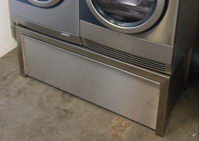Wasmachine frame