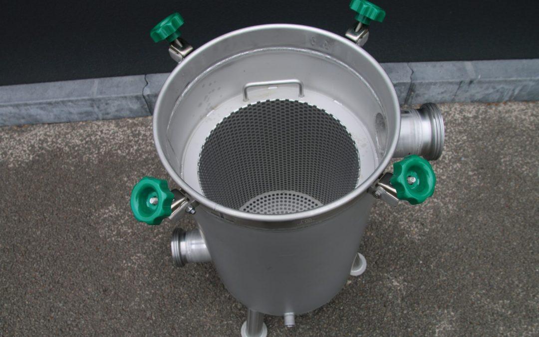 Filterpot